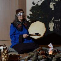 Le chant de l'ours - Myriam Satre - Musée Gallo Romain de St Romain en Gal V2