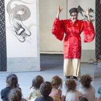 Tigres et Dragons- Muriel Berthelot - école maternelle Lyon