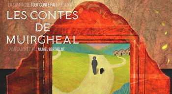 couverture livret Contes de muirgheal Kamishibaï