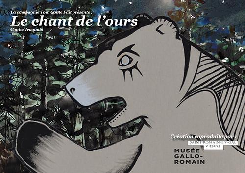 Dossier spectacle Le chant de l'ours