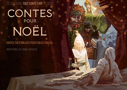 dossier spectacle Contes pour noel